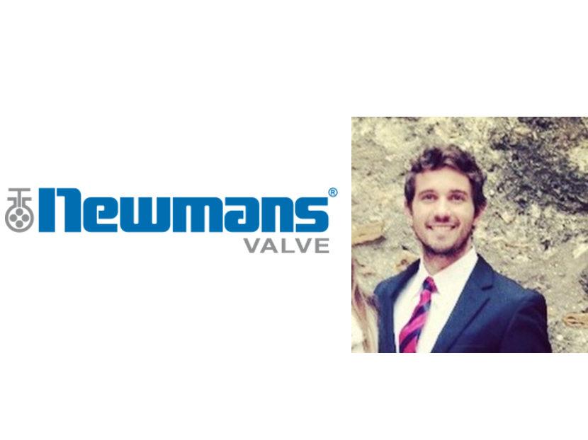 Newmans Valve Hires Patrick Sullivan as National Business Development Manager