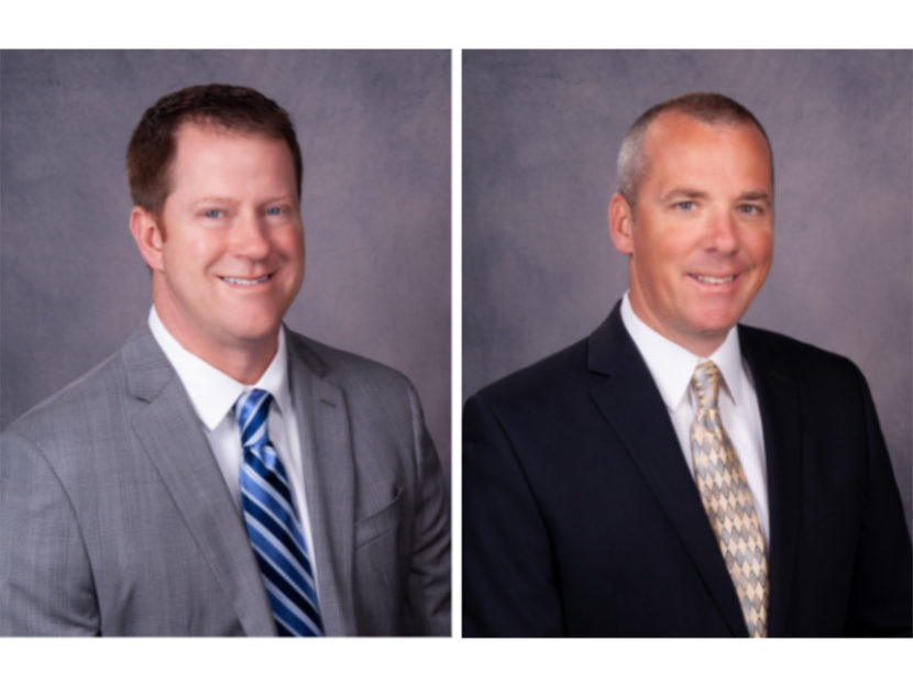 Oatey Co. Promotes Matthew Rodgers to Vice President, Customer and Technical Support; Scott Voisinet to Vice President, Sourcing