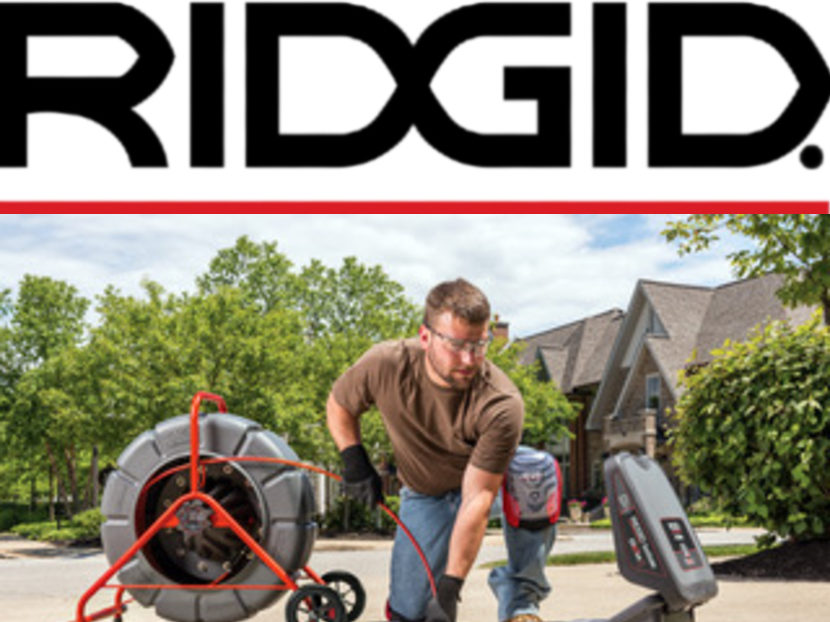 RIDGID Celebrates 25 Years as an Industry Leader of Diagnostic Tool Solutions