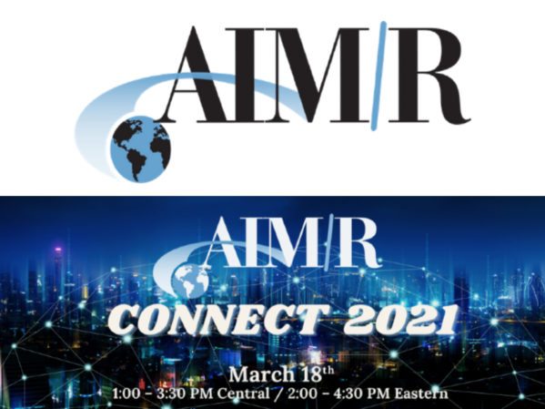 RSVP Now AIM/R Connect 2021