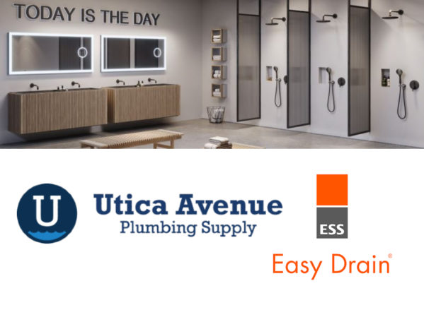 Utica Ave Plumbing Supply Partners with ESS