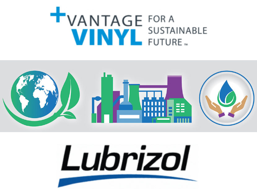 Vinyl Industry Sustainability Initiative Verifies Lubrizol Advanced Materials TempRite Engineered Polymers Business