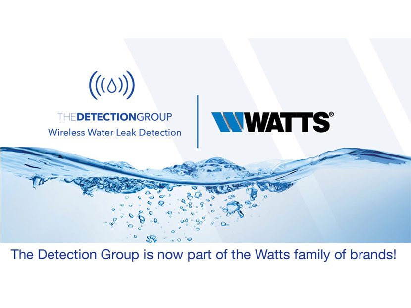 Watts Acquires Silicon Valley Provider of Wireless Water Security Solutions