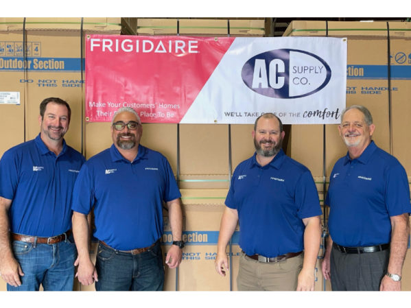Nortek Global HVAC Names AC Supply Wholesale Distributor for Frigidaire and Gibson Unitary Brands 2