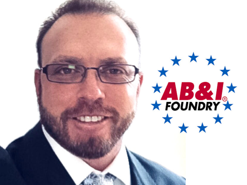 AB&I Foundry Names Kyle Chadwick New Regional Sales Manager
