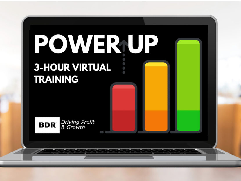 BDR Power Up series Delivers High-Intensity Virtual Training for HVAC Dealers