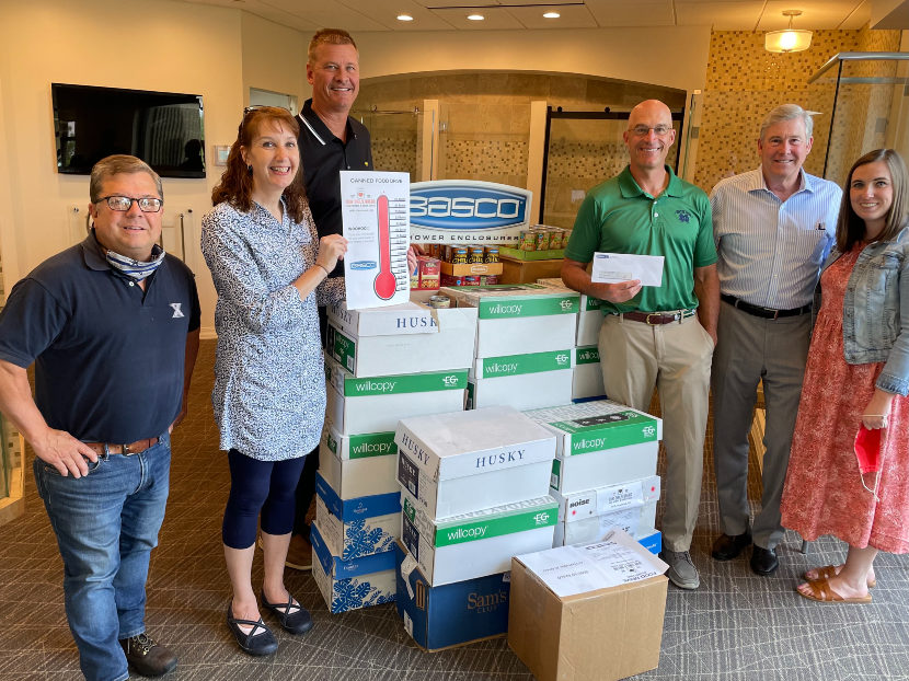 Basco Participates in National Bread of Life Food Drive