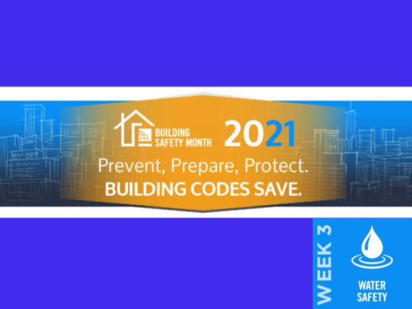 Building Safety Month Week Three Puts Focus on Water Conservation and Efficiency