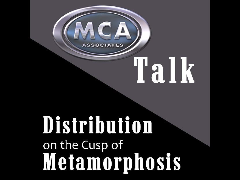 Distribution on the Cusp of Metamorphosis Podcast Now Available