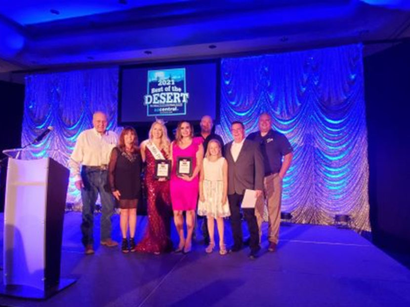Forrest Anderson Plumbing and AC Recognized Among Best in the Desert