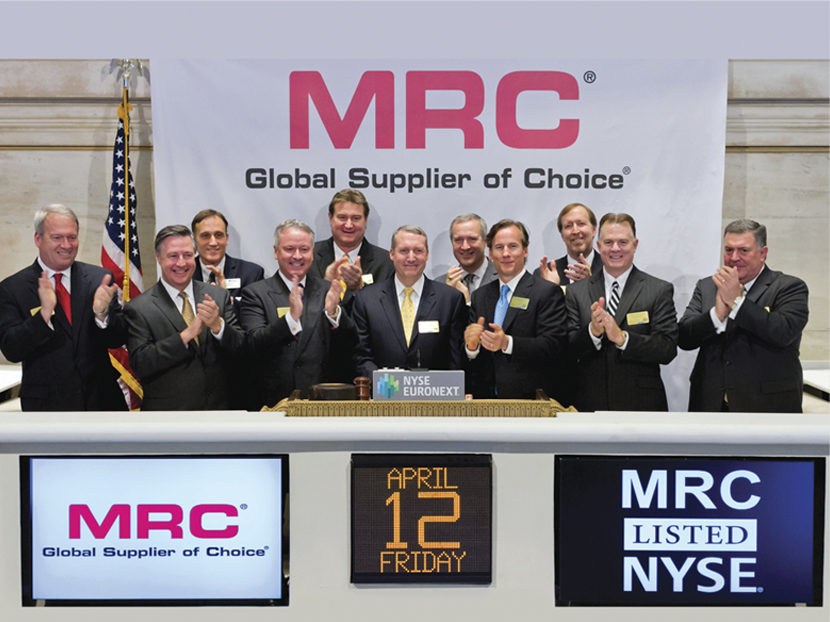 How a Century of Moments Built MRC Global
