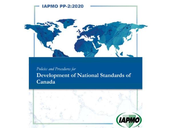 IAPMO Seeks Canadian Input on Development of IAPMO Z1001 as Canadian National Standard