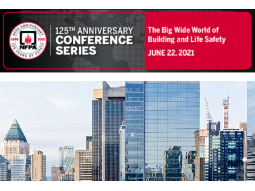 """NFPA to Host """"Keeping You Informed: The Big Wide World of Building and Life Safety"""""""