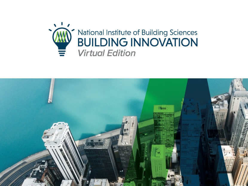 NIBS Opens Call for Speakers for Building Innovation 2021 2