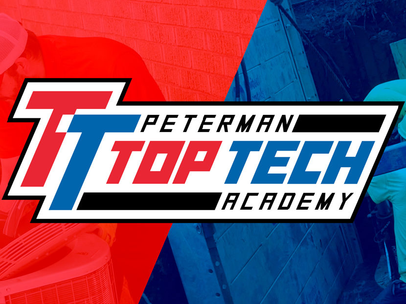 Peterman Heating, Cooling & Plumbing Trade School Marks Graduation of 10 New Technicians