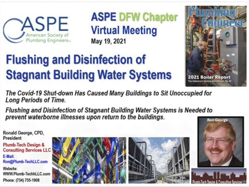 Ron George to Present Free Seminar for ASPE DFW Chapter