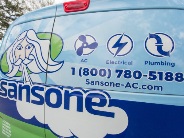 Sansone Wins First Prize at the Best of Palm Beach in Heating, Air Conditioning Category