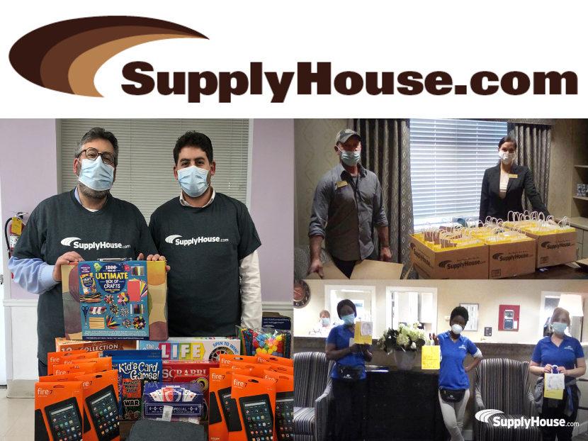 SupplyHouse.com Donates to Local Care Facilities