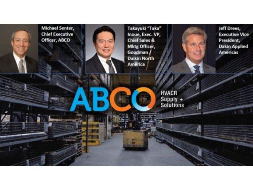 Daikin Acquires ABCO 2