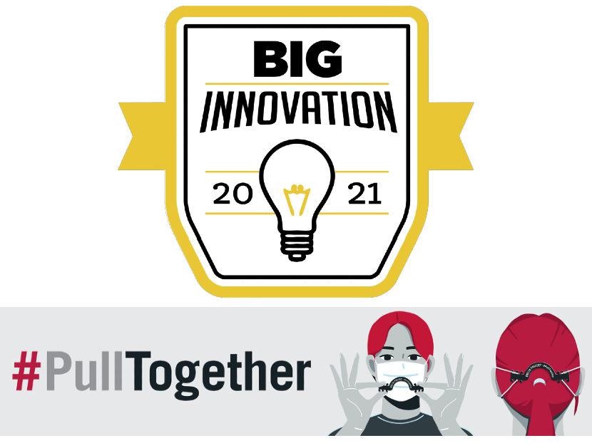 Delta Faucet COVID-19 Innovation Wins BIG Innovation Award 2
