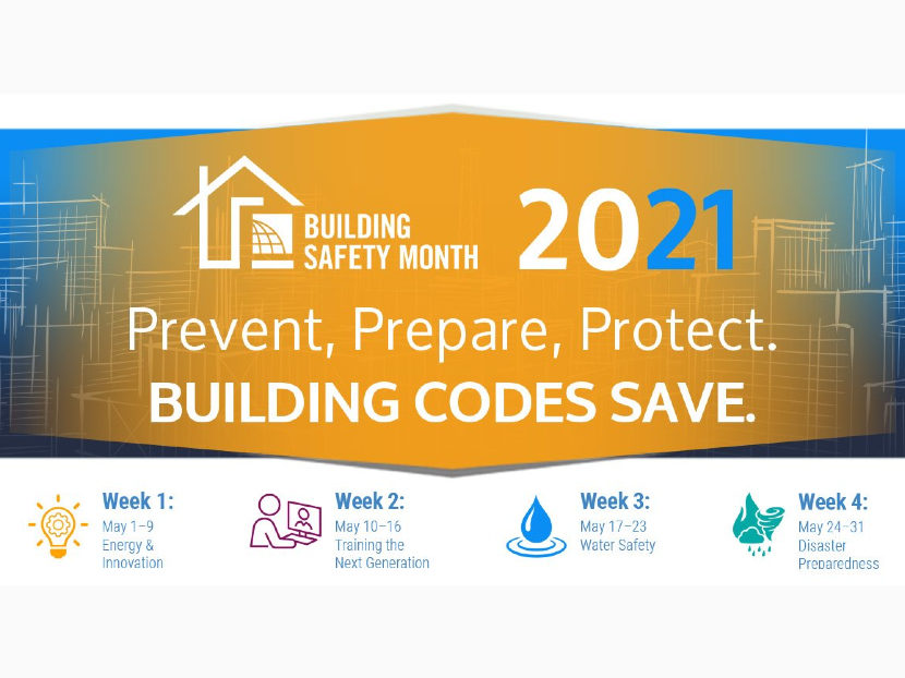 ICC Announces Theme for 41st Annual Building Month