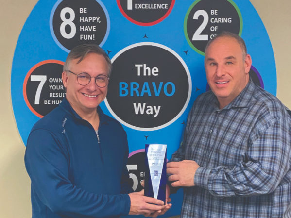Luxury Products Group Names Bravo Business Media Service Provider of the Year 2
