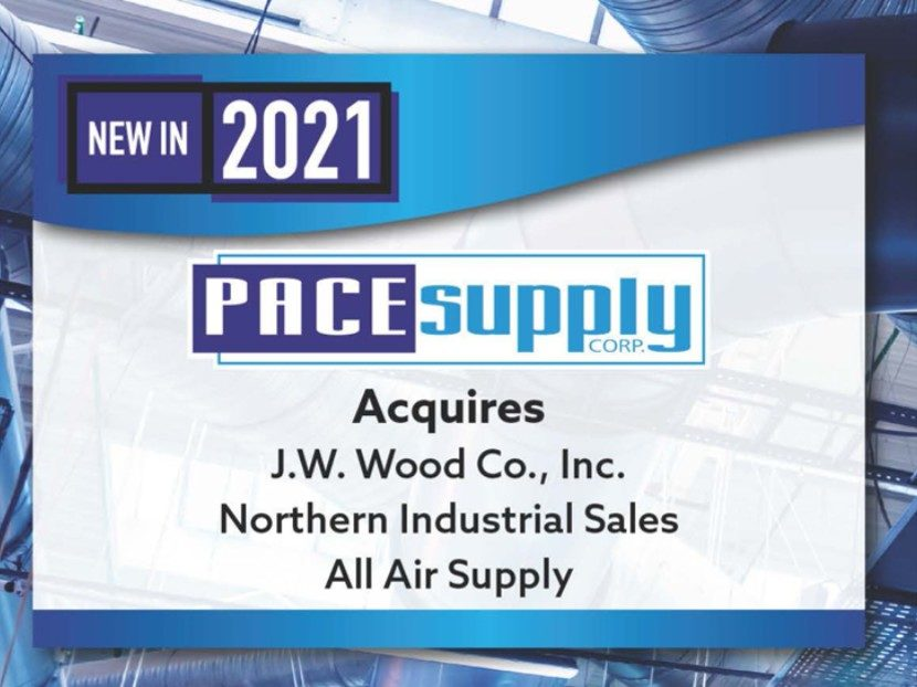 PACE Supply Acquires Three Companies in the New Year