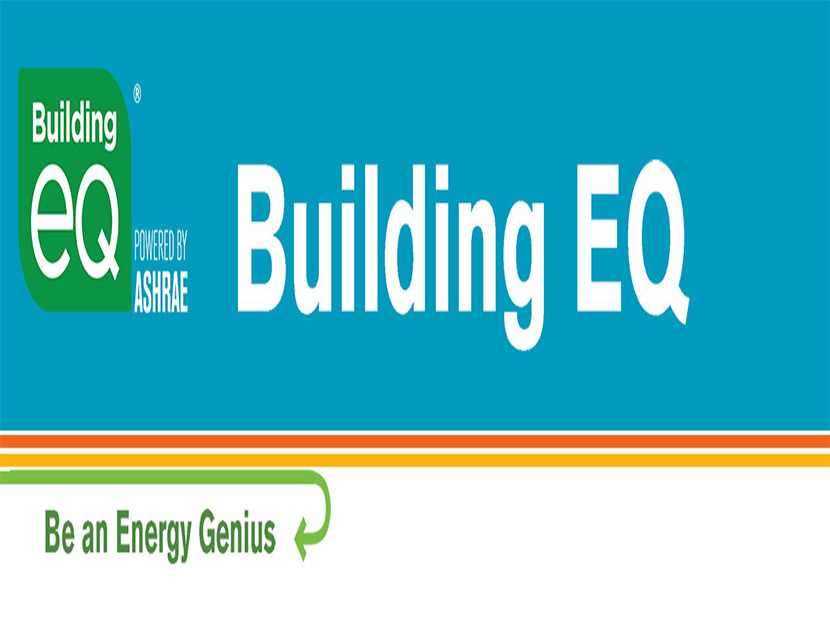 ASHRAE Announces Launch of Building Energy Quotient Portal 'As Designed' Rating