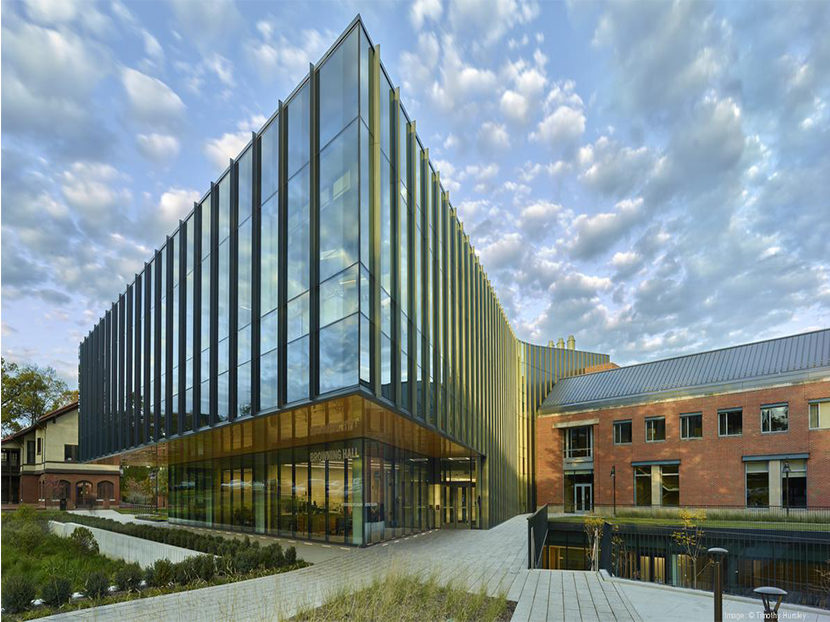 Browning Hall Recognized for HVAC Innovation