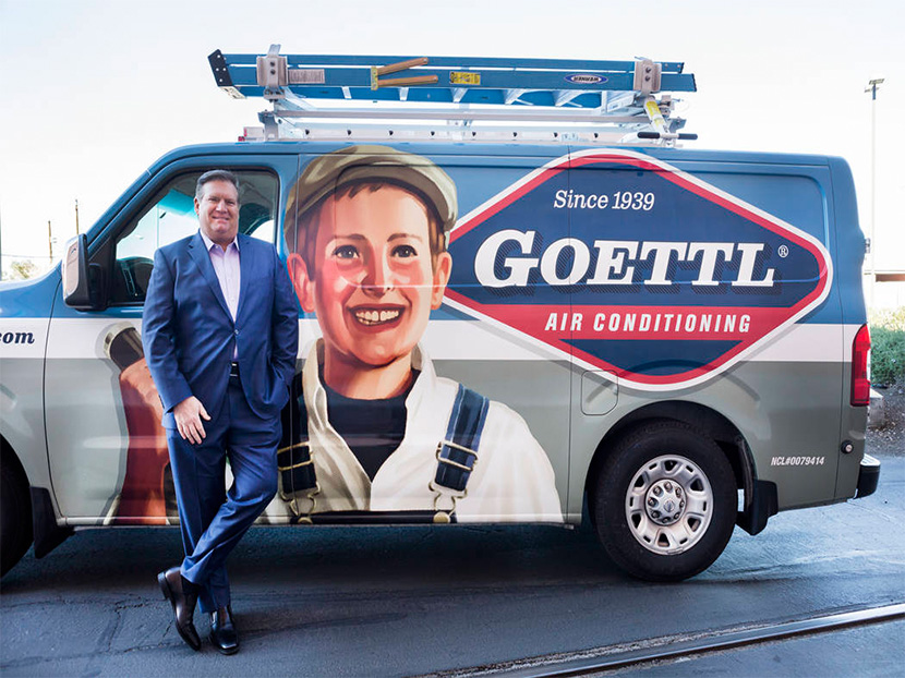 Goettl Earns Service Nation Award