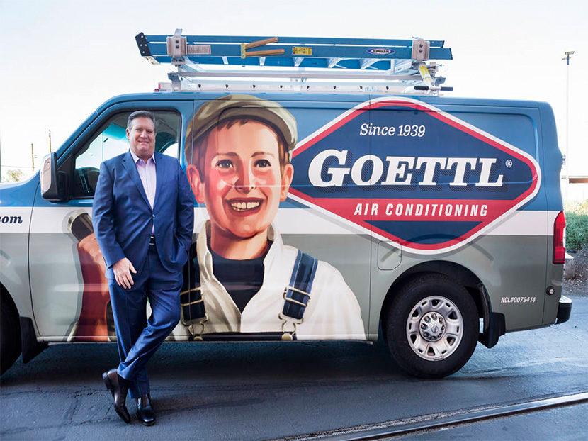 Goettl Earns Service Nation Award