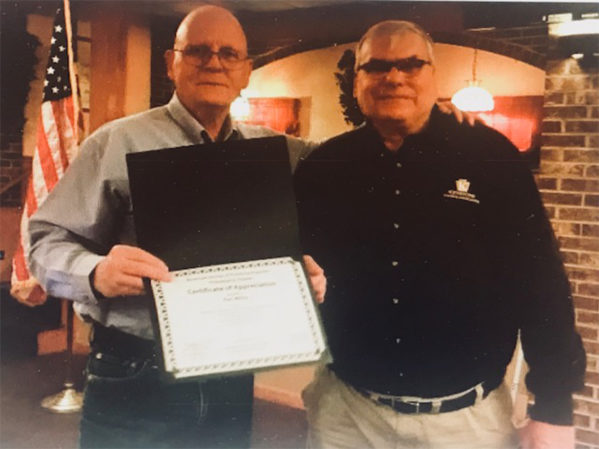 Ken White, Keystone Sales, Saves the Day for ASPE's Philly Chapter