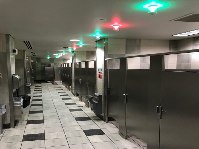 LAX to Pilot 'Smart Restrooms'