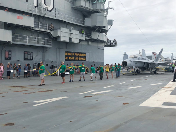 Limric-plumbing-heating-air-competes-in-plane-pull-abroad-uss-yorktown