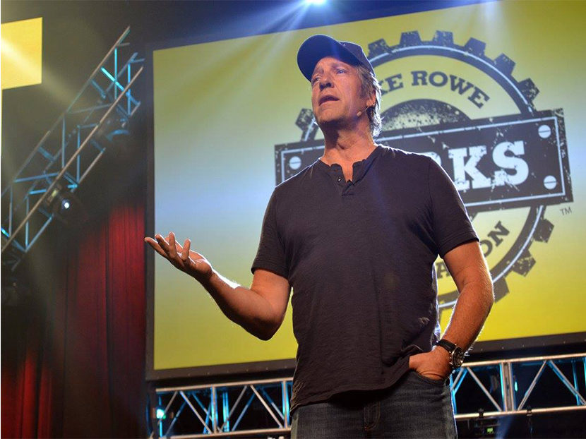 Mike Rowe Foundation Offers Trade School Scholarship