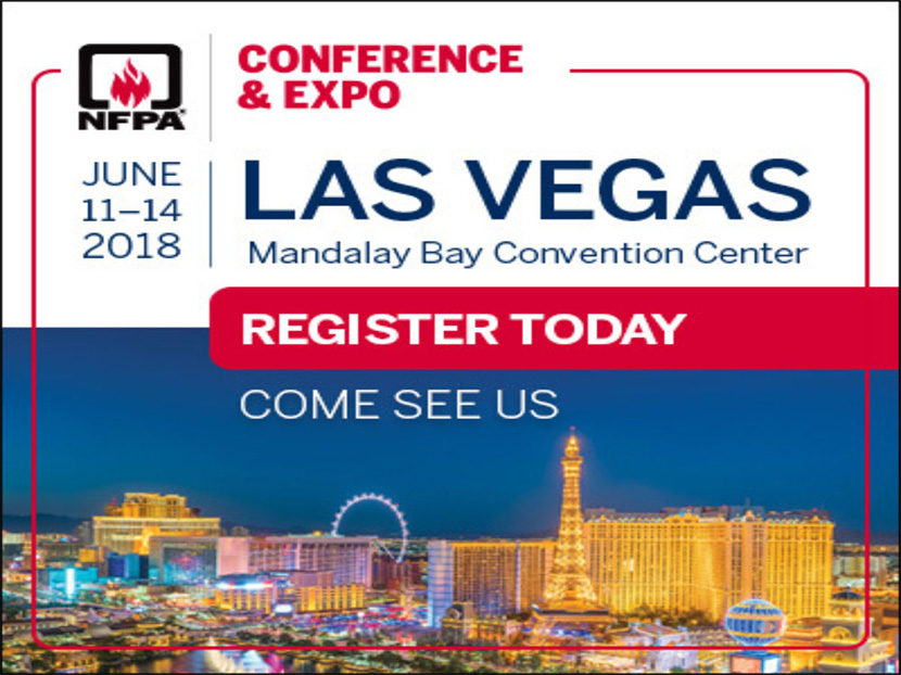 National Fire Protection Association Conference & Expo Returns to Mandalay Bay