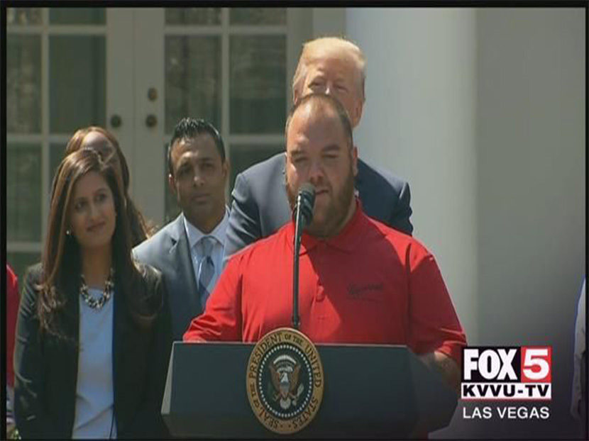 PHCC Member Universal P&H Participates in White House Briefing