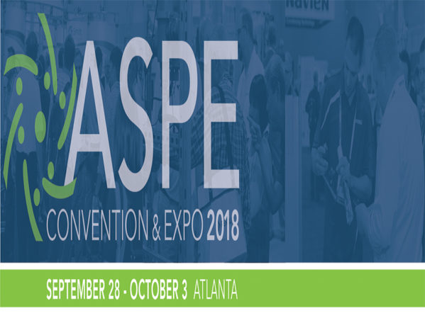 Registration Opens for 2018 ASPE Convention & Expo
