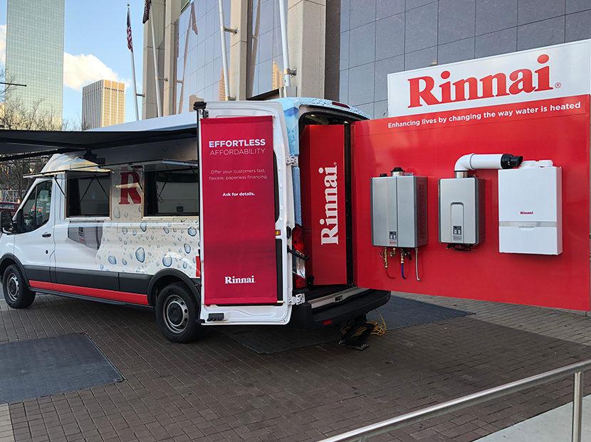 Rinnai-Hits-The-Road