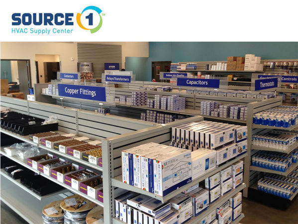 Three New Source 1 HVAC Supply Centers to Open in Maryland and Virginia