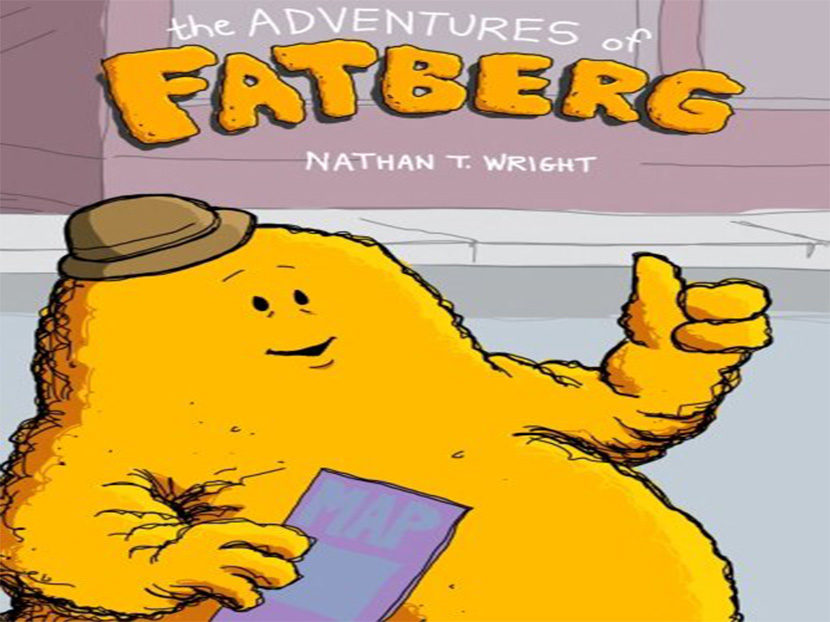 Water Canada Launches a New Comic about 'Fatbergs'