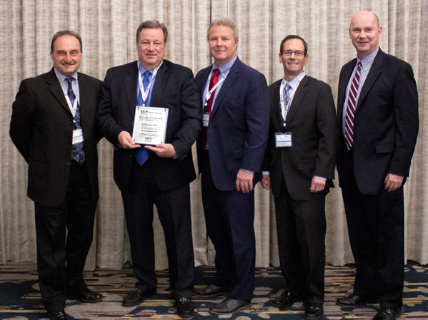 ECR Recognizes C&C Marketing and Altherm Inc. With President's Awards