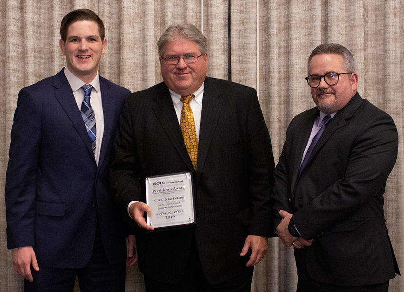 ECR Recognizes C&C Marketing and Altherm Inc. With President's Awards 2