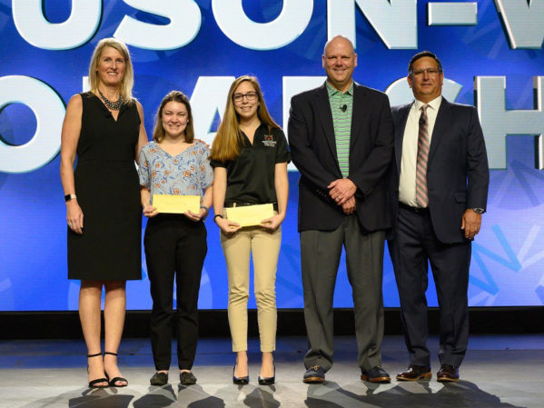 Ferguson Awards Scholarships to Aspiring Female Contractors