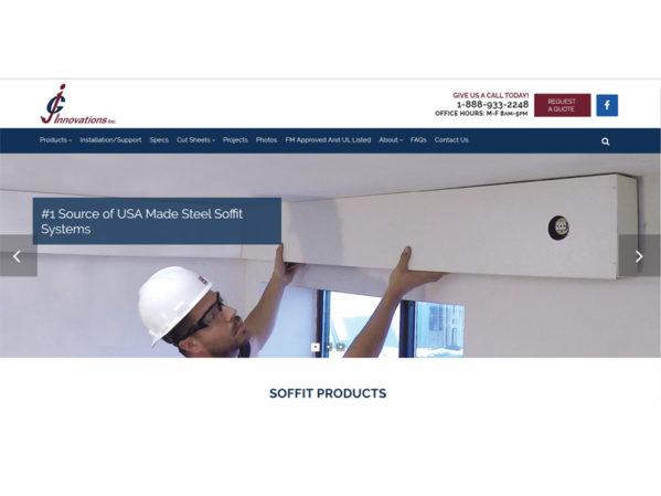 JG Innovations Unveils Redesigned Website