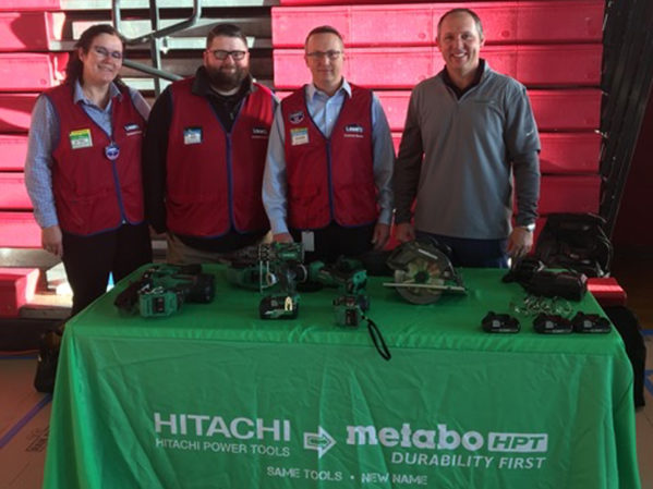 Metabo HPT Joins Movement to Rebuild the Skilled Trade Workforce