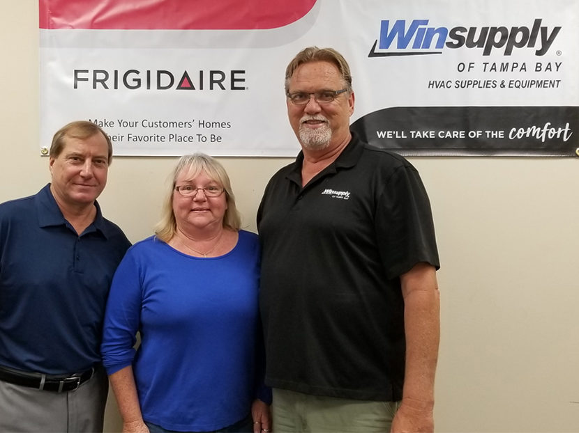 Nortek Global HVAC Names WinSupply its Florida HVAC Wholesale Distributor for Frigidaire Brand