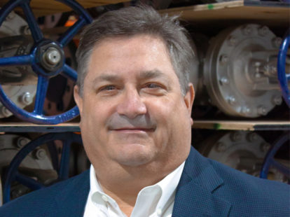 Ohio valve company names stephen discianno vice president