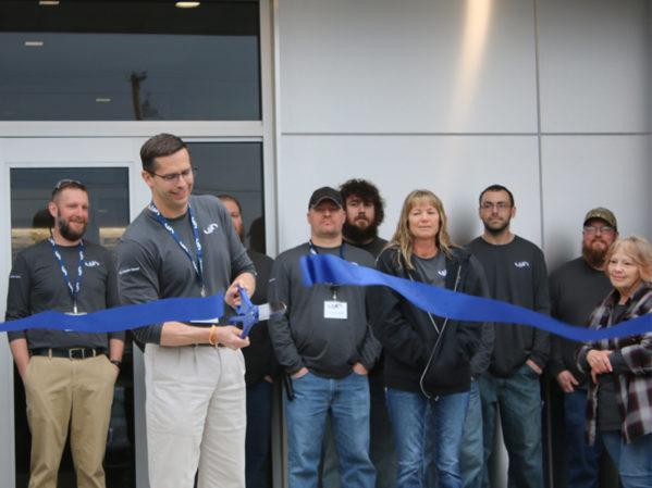 SJE Celebrates Grand Opening of Ashland, Ohio, Facility