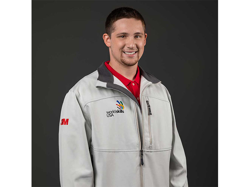 Timothy Girouard to Represent U.S. in WorldSkills Plumbing Competition